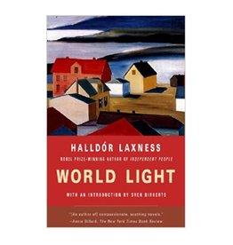 VIntage World Light by Halldor Laxness