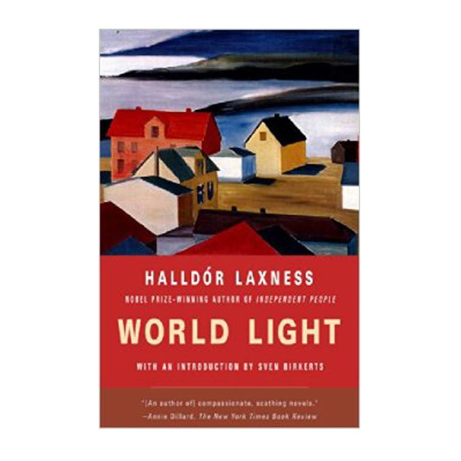 VIntage World Light by Halldor Laxness