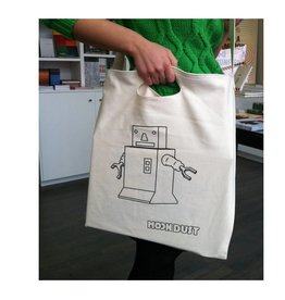 Scott Reeder Moon Dust Tote Bag