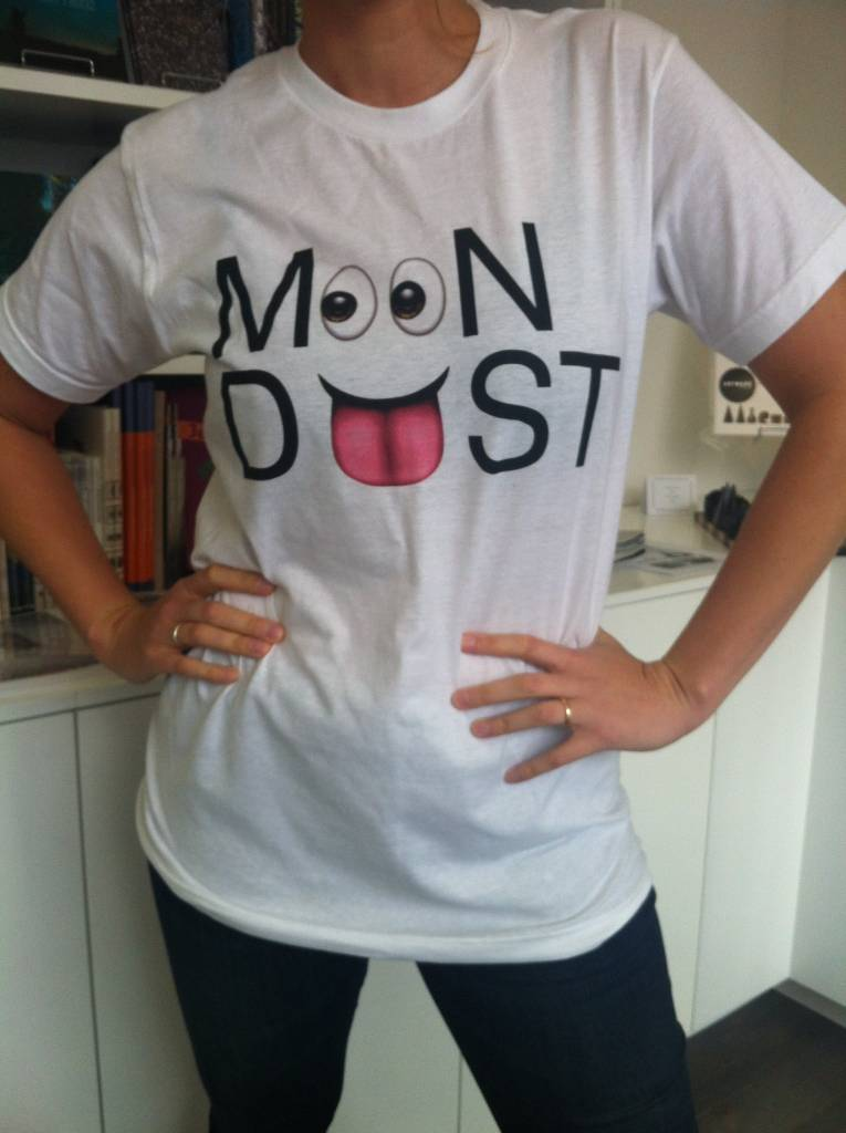 Scott Reeder Moon Dust T Shirt