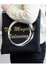 "Kavi Gupta Gallery Mickalene Thomas ""The Magic of Believing"" Tote Bag"