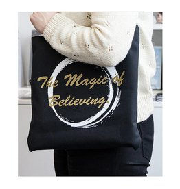"Kavi Gupta Gallery Mickalene Thomas ""The Magic of Believing"" Tote Bag"