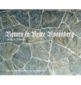 Verlag Fur Moderne Kunst Nurnberg Beate Geissler & Oliver Sann: Return to Veste Rosenberg