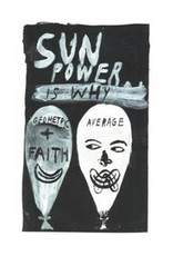 Chris Johanson: Untitled Artist Book (Sun Power)