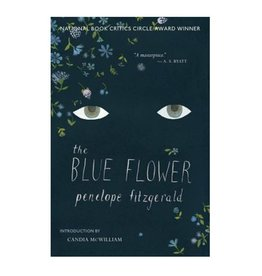 Mariner Books The Blue Flower by Penelope Fitzgerald