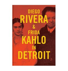 Yale Diego Rivera and Frieda Kahlo in Detroit by Mark Rosenthal