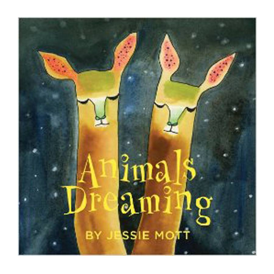 Soberscove Press Animals Dreaming by Jessie Mott
