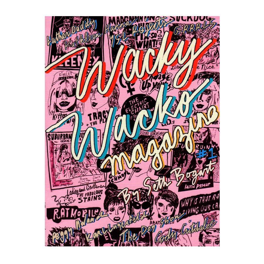 Youth in Decline Wacky Wacko Magazine #1 by Seth Bogart