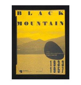 Spector Books Black Mountain (English) by Eugen Blume, Matilda Felix, Gabriele Knapstein, Catherine Nichols (ed.)