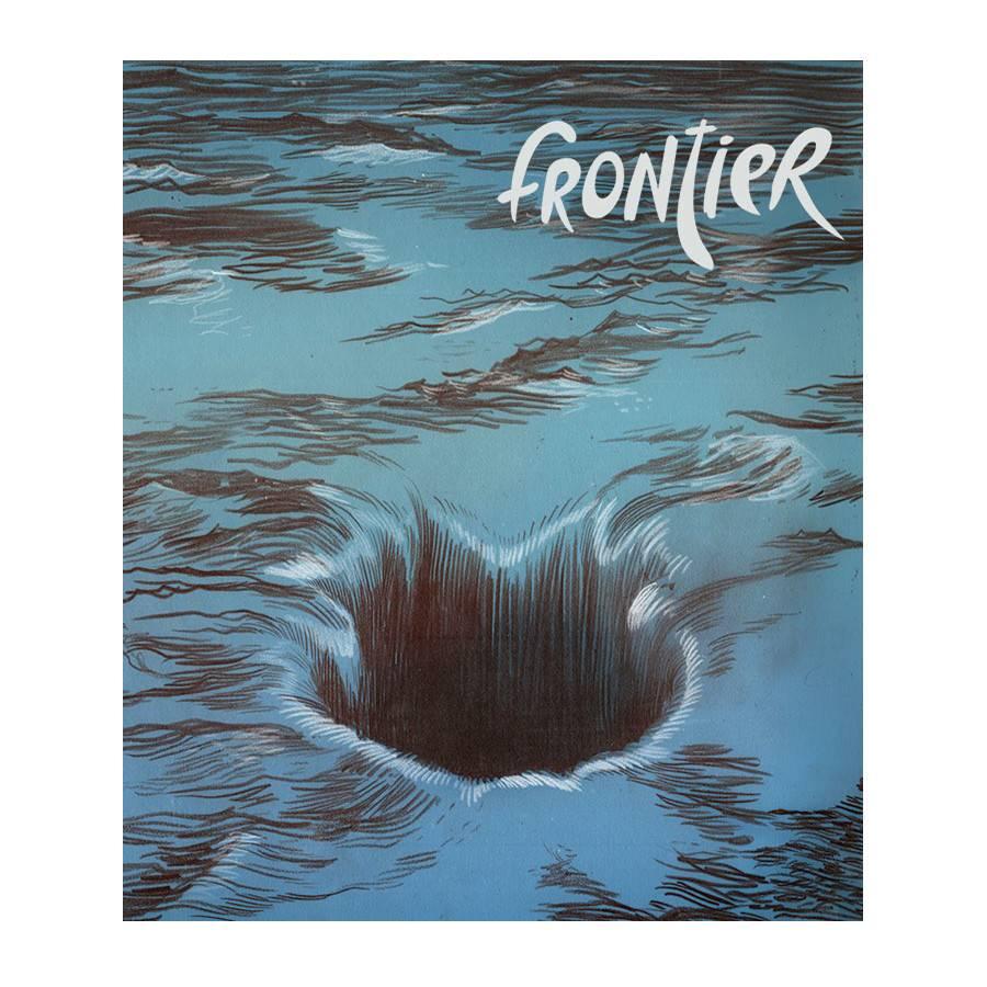 Youth in Decline Frontier #5 by Sam Alden