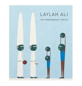 Williams College Museum of Art Laylah Ali: The Greenheads Series by Deborah Rothschild (Ed.)