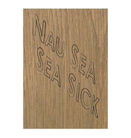 Four Corners Books Nau Sea Sea Sick, Illustrated by Kay Rosen