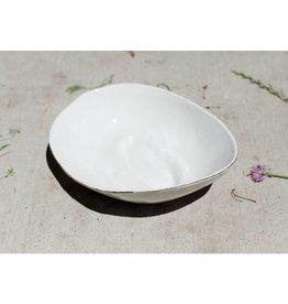 Laura Letinsky Molosco Deep Oval Bowl by Laura Letinsky
