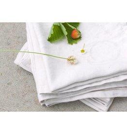 Laura Letinsky Stain Linen Napkins by Laura Letinsky & Paul Morabito