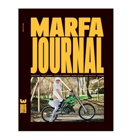 Marfa Journal Marfa Journal 3