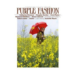 Purple Purple Fashion, Fall Winter 2015/2016, Volume III, Issue 24