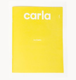 Contemporary Art Review Los Angeles Carla Issue 1