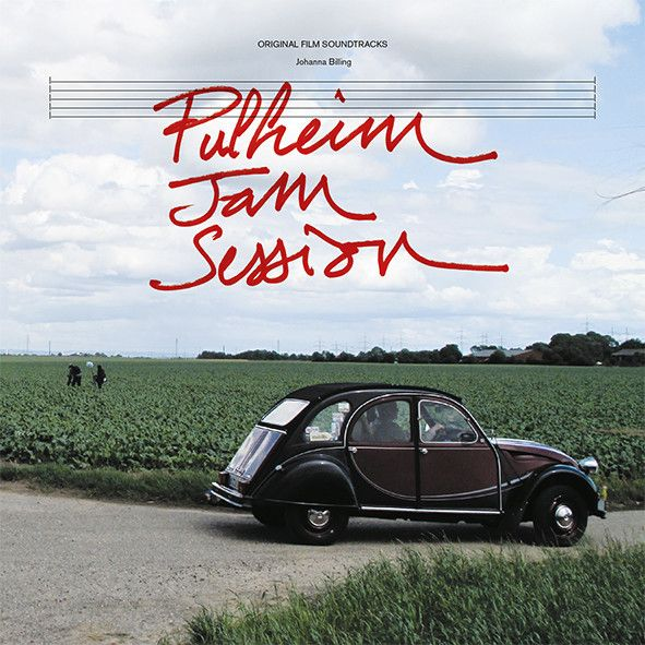 Johanna Billing Pulheim Jam Session Vinyl by Johanna Billing