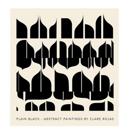 Kavi Gupta Gallery Plain Black: Abstract Paintings by Clare Rojas