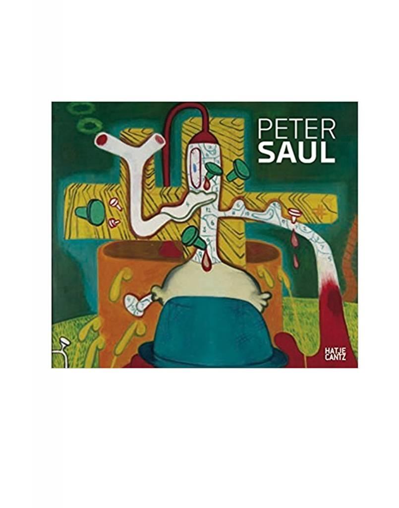 Hatje Cantz Peter Saul by Dan Cameron