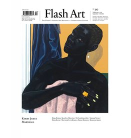 Flash Art no. 310, vol. 49 - 2016