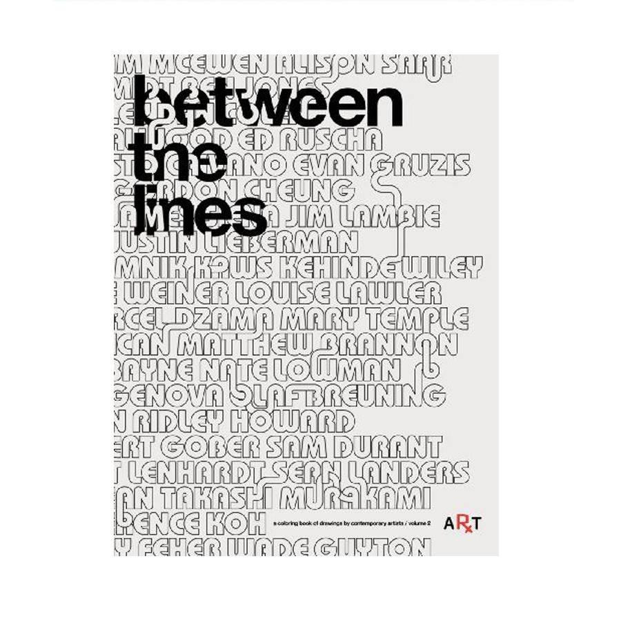 Between the Lines Volume 2  by Adam McEwen, Alison Saar, Andrew Kuo