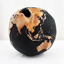 Bruno Helgen Teak Root Globe