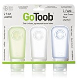 GoToob 3 Pack - 2oz