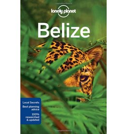Lonely Planet Lonely Planet Belize - 6th Edition