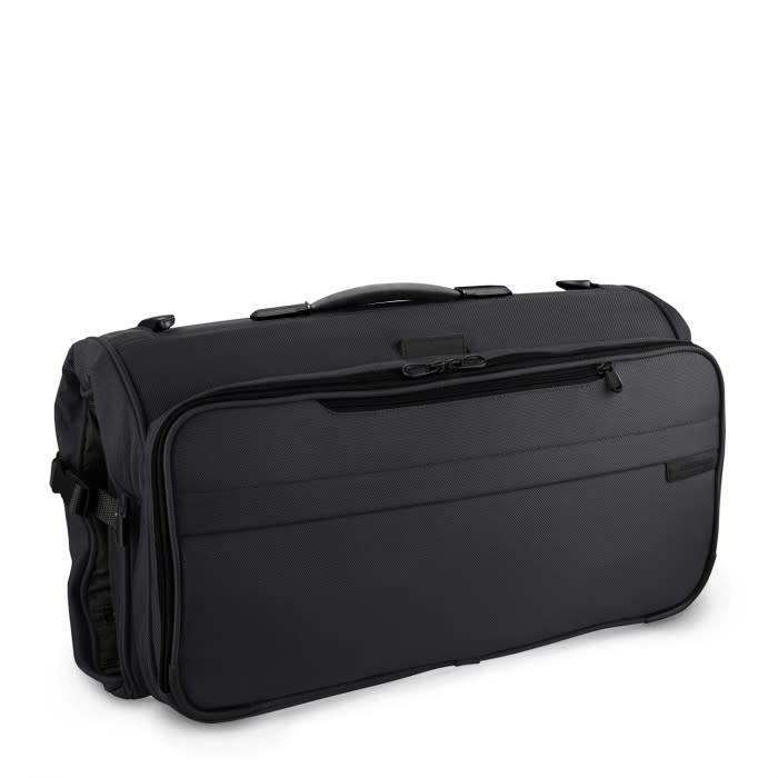 Briggs & Riley Briggs & Riley Baseline Compact Carry On Garment Bag Black