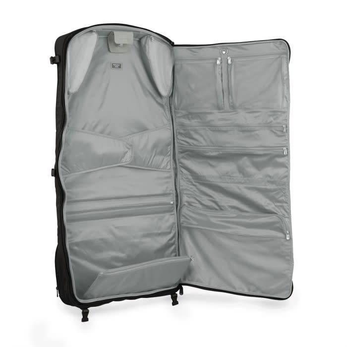 Briggs & Riley Baseline Compact Carry On Garment Bag Black