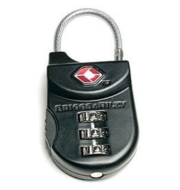 Briggs & Riley Briggs & Riley TSA Cable Locks Black