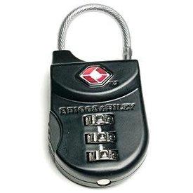 Briggs & Riley Briggs & Riley TSA Cable Locks Black