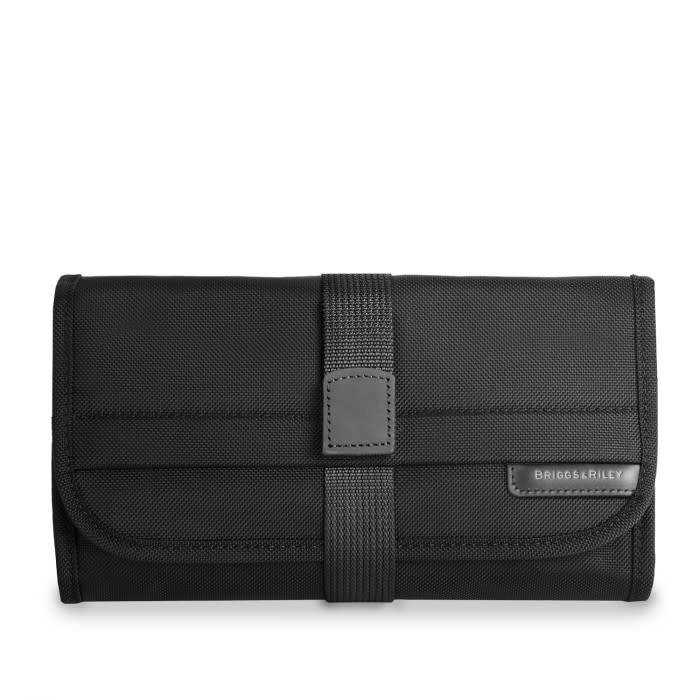 Briggs & Riley Baseline Compact Toiletry Kit Black