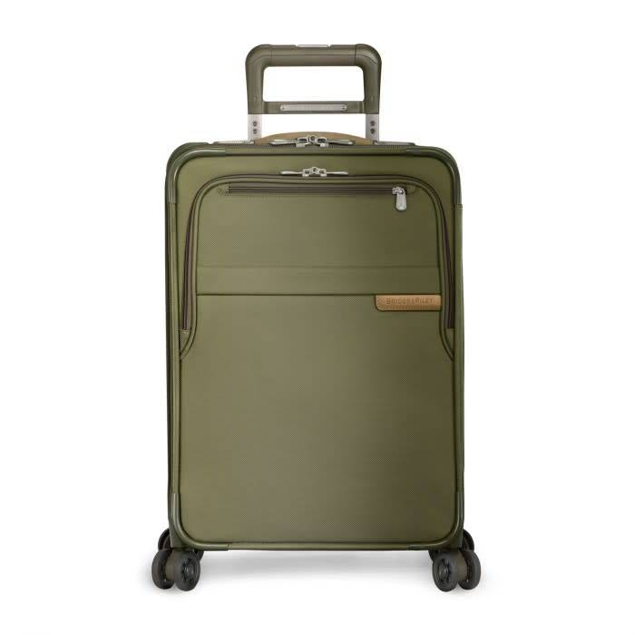 """Briggs & Riley Briggs & Riley Baseline Domestic 22"""" Carry-On Expandable Spinner"""
