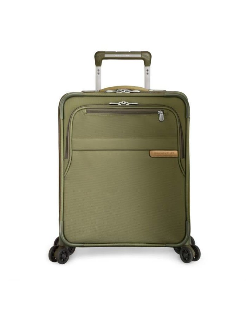 """Briggs & Riley Briggs & Riley Baseline International 21"""" Carry-On Expandable Wide-Body Spinner"""