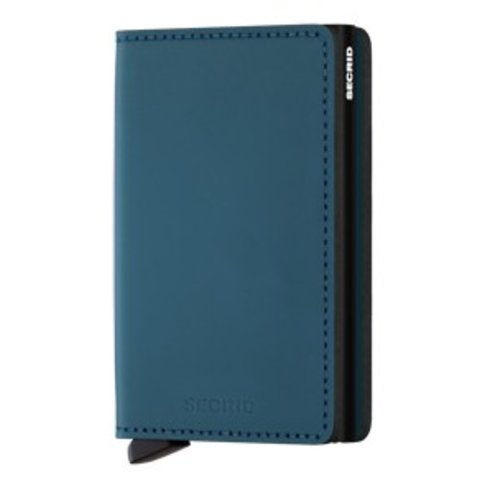 Secrid RFID Blocking Matte Slim Wallet