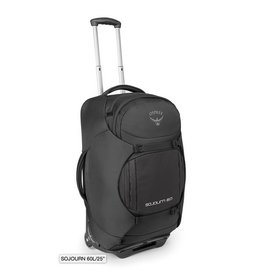 Osprey Osprey Sojourn 60 Litre Wheeled Backpack Black