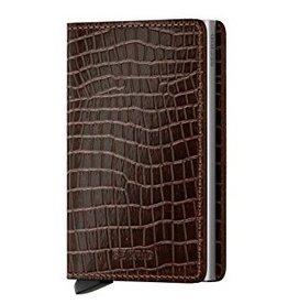 SECRID Secrid Amazon Slim Wallet - Brown Amazon