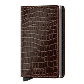 SECRID Secrid Amazon Slim Wallet - Brown Amazon