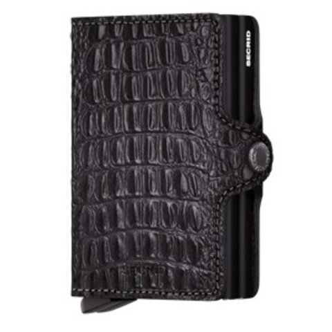 Secrid RFID Blocking Twin Wallet Nile Black