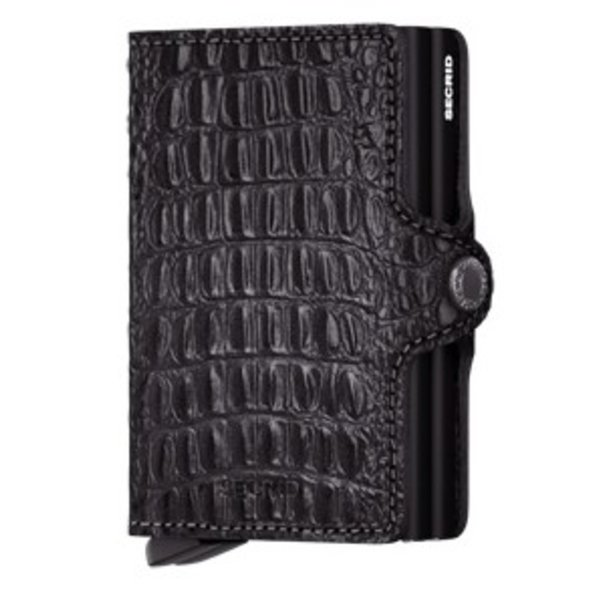 SECRID Secrid RFID Blocking Twin Wallet Nile Black