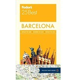 FODOR Fodor's Barcelona 25 Best (Full-color Travel Guide) 4TH Edition