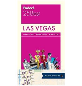 FODOR Fodor's Las Vegas 25 Best (Full-color Travel Guide) 5TH Edition