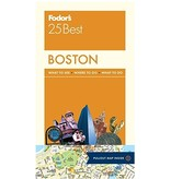 FODOR Fodor's Boston 25 Best (Full-color Travel Guide) 8TH Edition