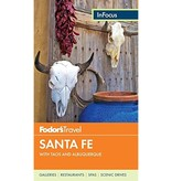 FODOR Fodor's In Focus Santa Fe: with Taos and Albuquerque (Travel Guide) 4TH Edition