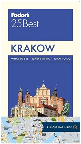 Fodor's Krakow 25 Best (Full-color Travel Guide) 1st Edition