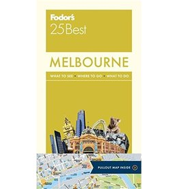 FODOR Fodor's Melbourne 25 Best (Full-color Travel Guide) 1ST Edition