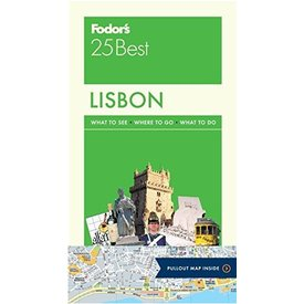 FODOR Fodor's Lisbon 25 Best (Full-color Travel Guide) 5TH Edition