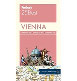 FODOR Fodor's Vienna 25 Best (Full-color Travel Guide) 6TH Edition